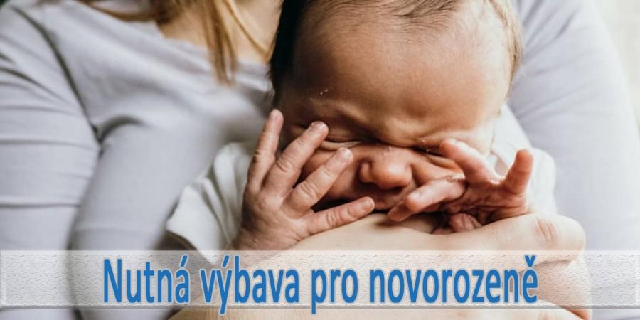 Výbavička pro novorozeně – Rádce