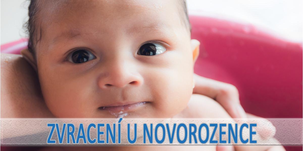 Blinkání novorozence